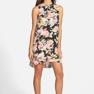Leith Floral Shift Dress